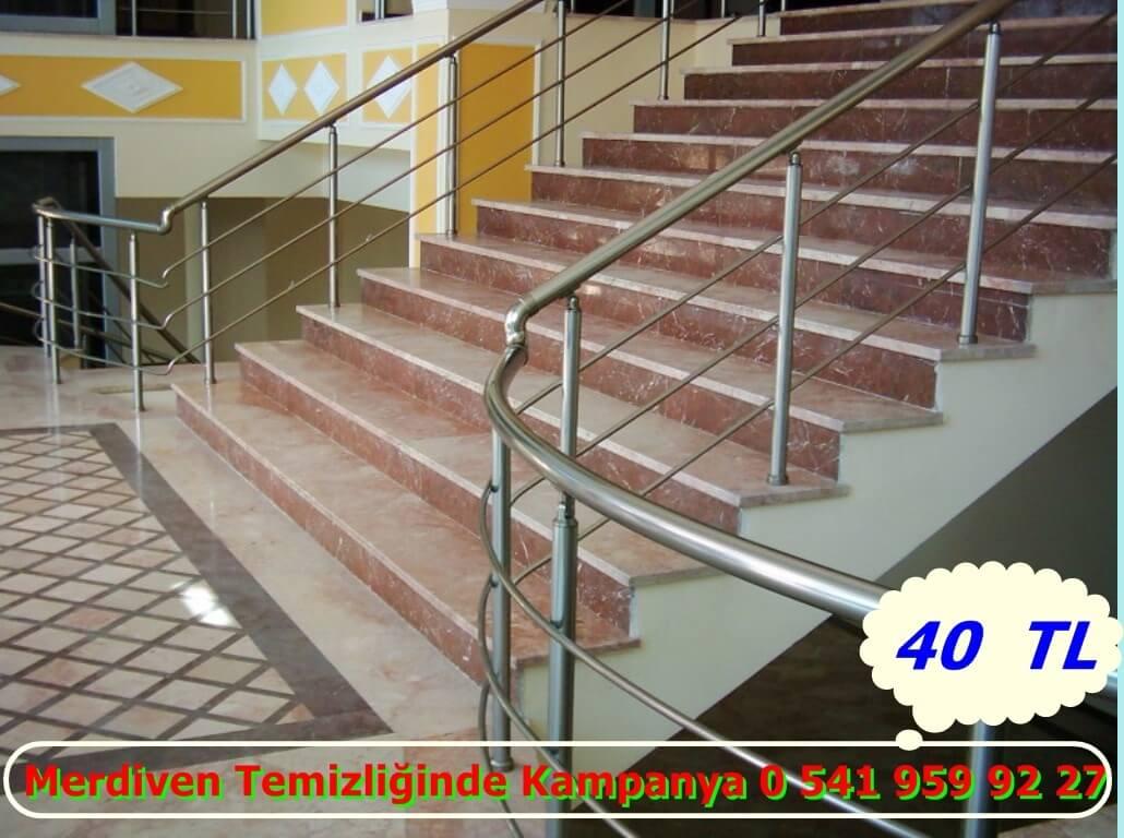Merdiven temizliği eskişehir